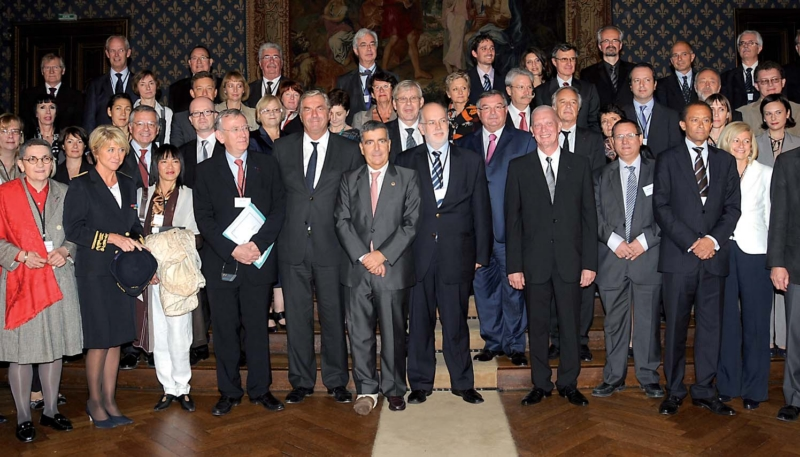 Conference des Presidents des Cours d'Appel de l'Union europeenne Dijon – 13 / 15 octobre 2011