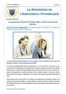 Newsletter JUIN 2017 pages